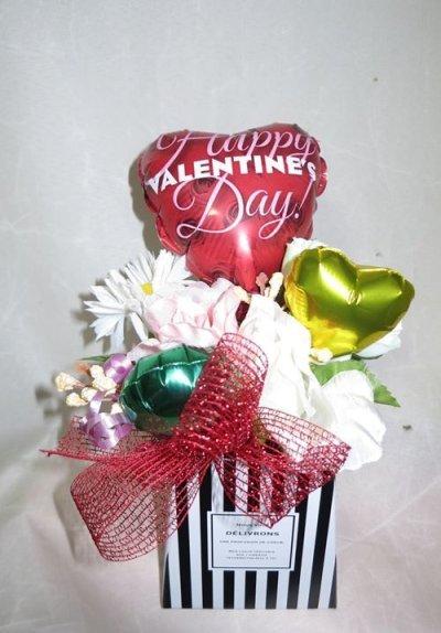 画像2: 春のプチアレンジギフト【母の日、卒業、バレンタイン】