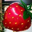 画像2: 大きなイチゴバルーン ギフトイベントに最適 (2)