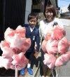画像3: 春のおとずれ 桜風船 (3)